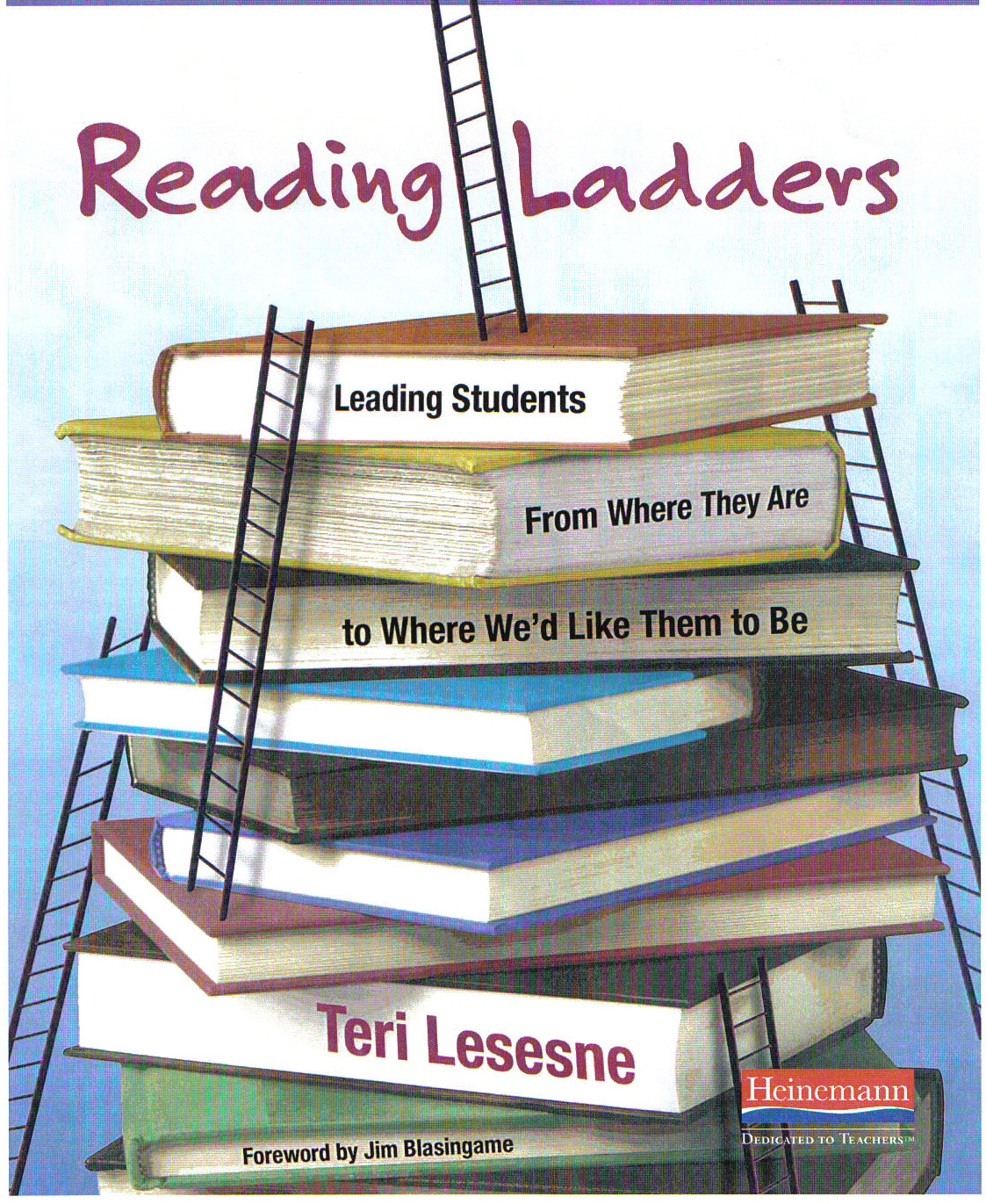Reading Ladders / WELCOME TO THE READING LADDERS WIKI